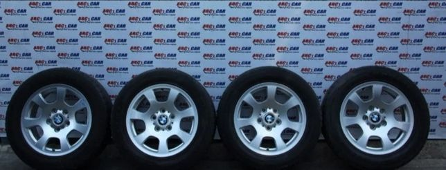 ,Set Jante Aliaj Aluminiu Roti BMW SERIA 5 E60/ E61 225/55 R16 schimb