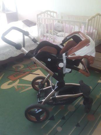 Продам детскую коляску 3 в 1