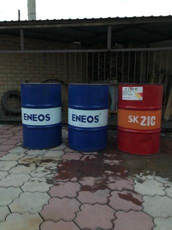 Продам бочки металлические 200 литров