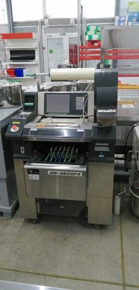 Весовой этикетировщик-упаковщик AW-4600FX