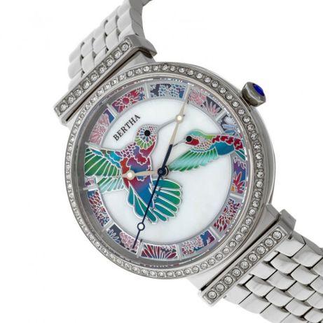Красив дамски часовник Bertha Emily Колибри