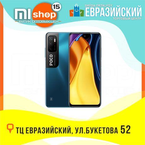MiSHOP15 Poco M3 Pro 5G (ТЦ Евразийский, ул. Букетова 52)