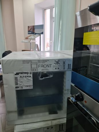 Конвекционная печь Smeg Alfa 43 x - акция