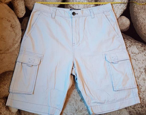 Pantaloni scurți bărbătești Lazer Garment Co.,marime 36 (XL)