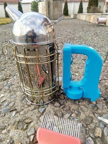 Електрическа пушалка за пчели INOX