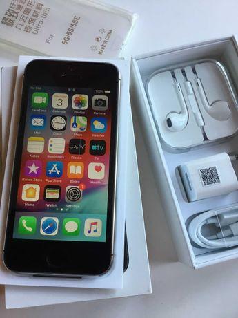 Перфектен Iphone 5S Space Gray 16 GB