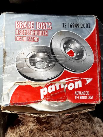 Продам тормозные диски на Форд Мондео новые