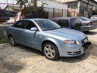 Audi A4 B7 2.0TFSI Quattro Ауди А4 Б7 куатро '06г 200кс
