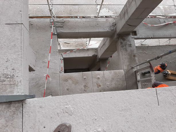 Taiere si gaurire beton