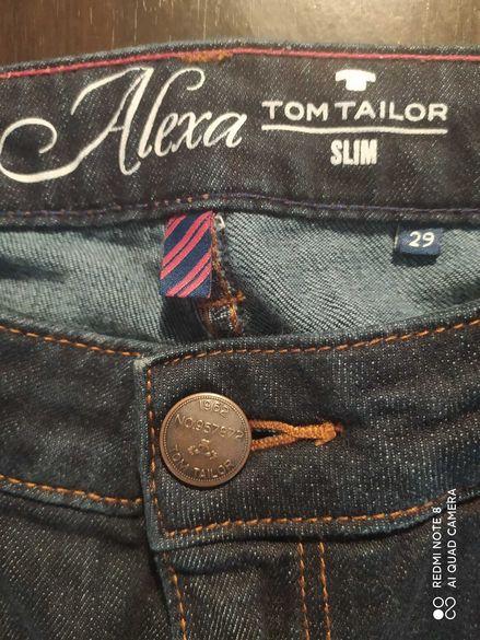 Tom Tailor дамски дънки 29 slim номер