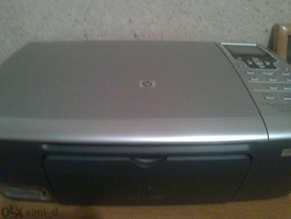 HP Photosmart 2575 на части