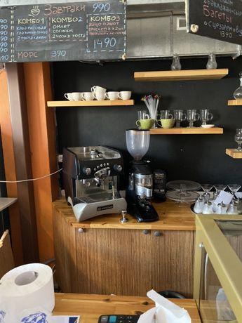 Кофемашина Rancilio