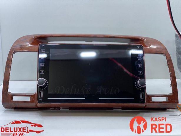 штатная андроид магнитола Toyota camry 30-35 тойота камри 30-35