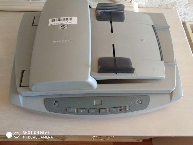 Срочно продам сканер