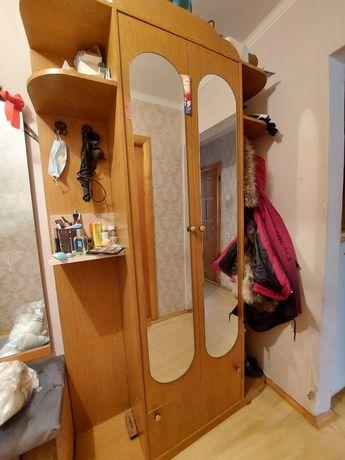 шкаф екі есікті