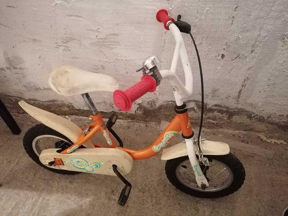 Детско колело 2-4 години