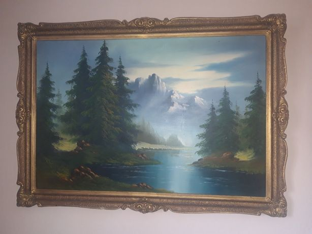 Pictura pinza vand