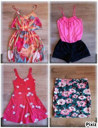 Нови рокли,гащиризон,пола ,потник