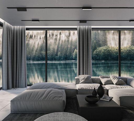 Дизайн интерьера, квартиры, помещения, дома. Дизайнер, визуализация