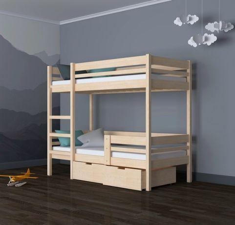 Двухъярусная кровать Волна