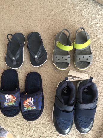 Обувь на мальчика размер 8-9, 26-27