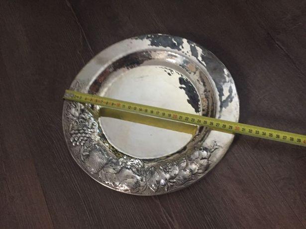 fructiera din argint masiv