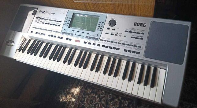 Продам Korg PA 50SD за 200000тг.