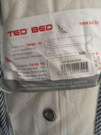 Двулицеви матраци Тед