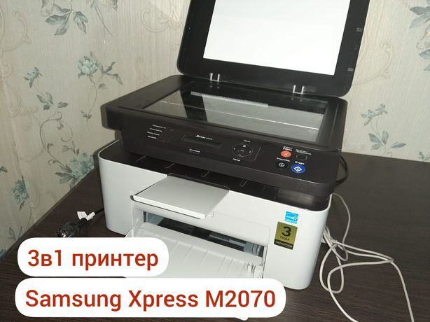 Принтер 3в1 самсунг