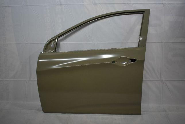 Дверь передняя левая/LH Соната-Hyundai Solaris\Accent 11-