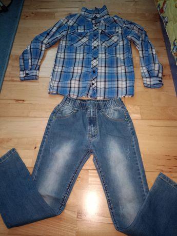 Лот от 9бр. детски дрехи размер 122/128см