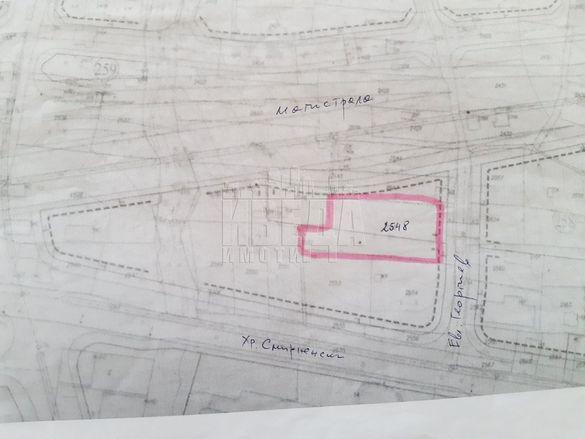 Парцел в Варна-Изгрев площ 1800 цена 288000