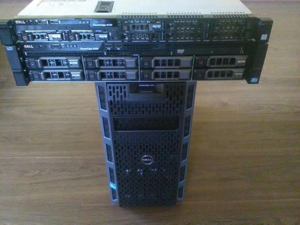 Pachet server Dell Poweredge R430, R520, T420 xeon v4 -urgent ieftin