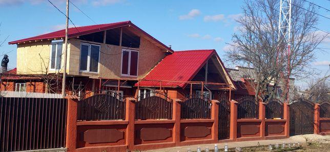 Executarea și reparația acoperisului
