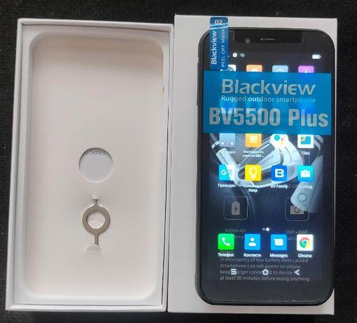 Нов Blackview BV5500 Plus, брониран, IP68, андроид 10, 4400mAh батерия
