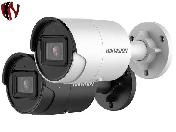 Hikvision DS-2CD2043G2-I, 4 MPx AcuSense Корпусна IP Камера
