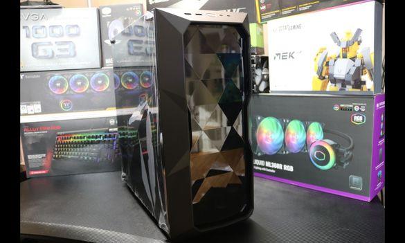 Мощен геймърски Компютър VEGA 64 RYZEN 7  16ram 512 nvme