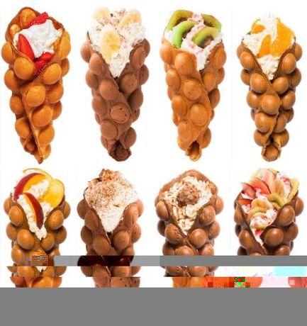 Сухие смеси для гонконгских вафель Vita ice