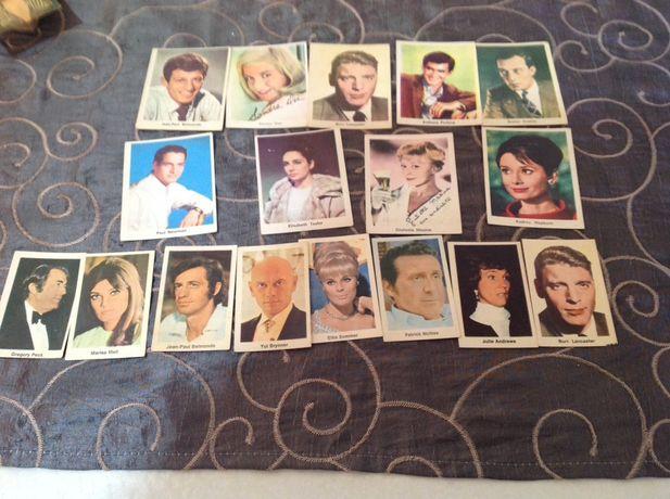 Cartonașe colecție