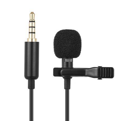 Петличный микрофон Lavalier Microphone JH 043 jack 3.5 mm