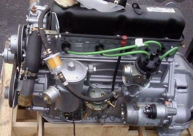 Двигатель волга ,газель 402 ,2410