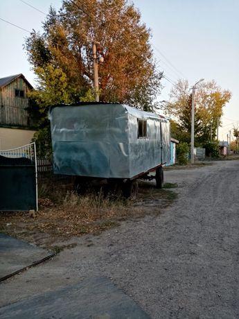 Продам жилой вагончик