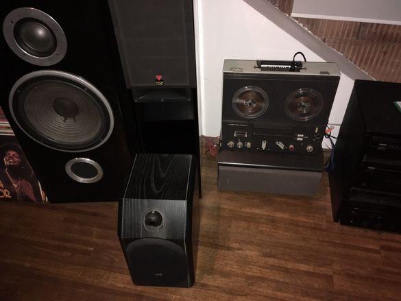 Ролков магнетофон UHER 724 stereo