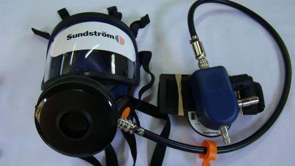 Целолицева маска с въздухоподаване SR 200 Sundström