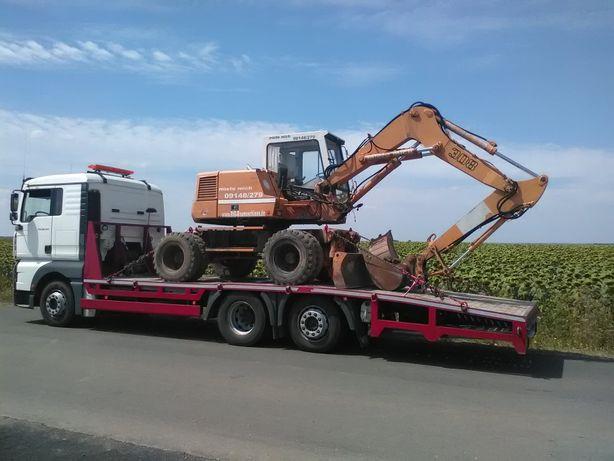 Transport Utilaje Satu Mare