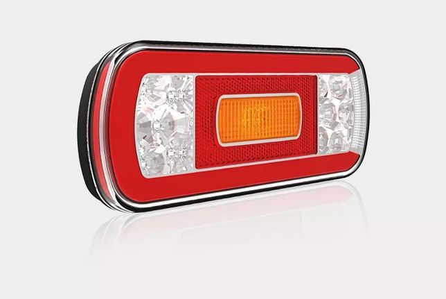 Lampa LED Fristom pentru remorci, autoutilitare, camioane