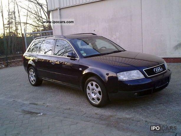 Audi A6 Avant 2.5 tdi motor V6