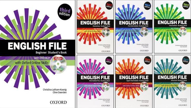 English File, New English File