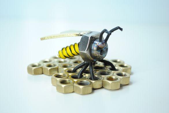 Пчела майка / сувенир за пчелар