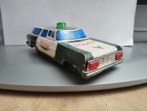 Mașinuță de colecție de politie